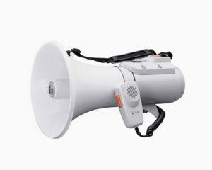 Наплечный мегафон TOA ER-2215W