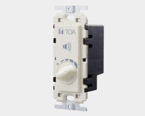Регулятор громкости TOA AT-063AP / AT-303AP / AT-603AP