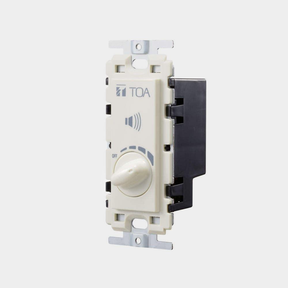 Регулятор громкости TOA AT-063AP / AT-303AP / AT-603AP | toa.com.ua