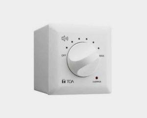 Регулятор громкости TOA AT-4000