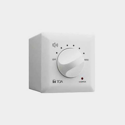 Регулятор громкости TOA AT-4000 | toa.com.ua