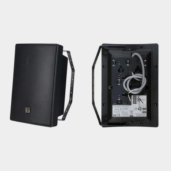 Громкоговоритель корпусный TOA BS-1030B | toa.com.ua