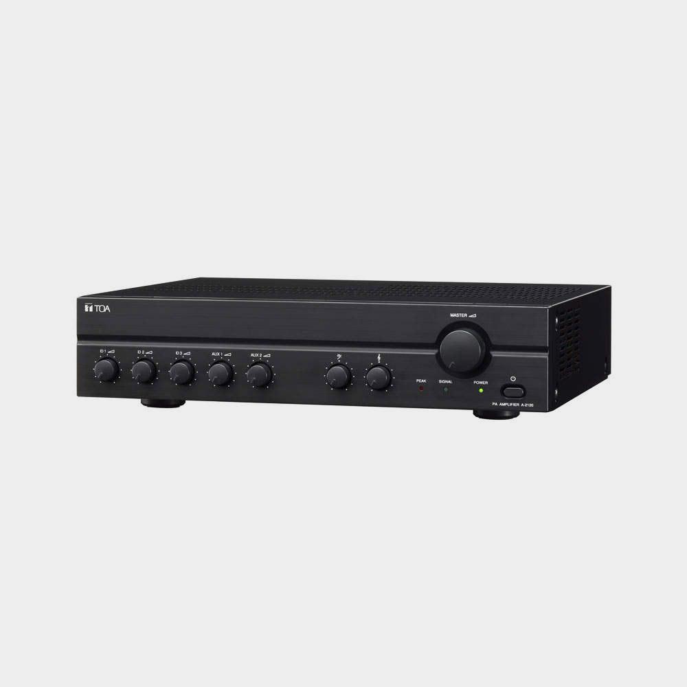 Микшерный усилитель звука TOA A-2060 | toa.com.ua