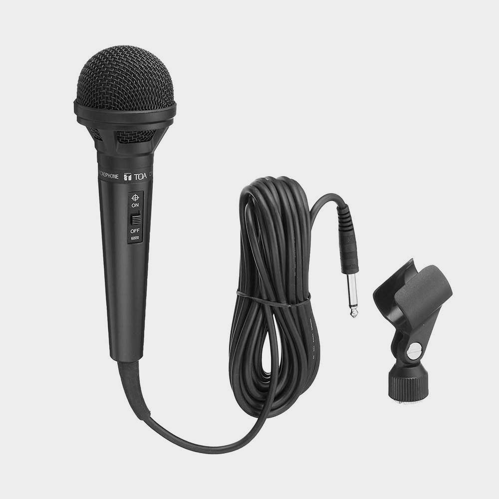 Микрофон динамический TOA DM-1100   toa.com.ua