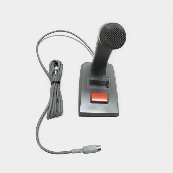 Микрофон для оповещения TOA PM-660 | toa.com.ua