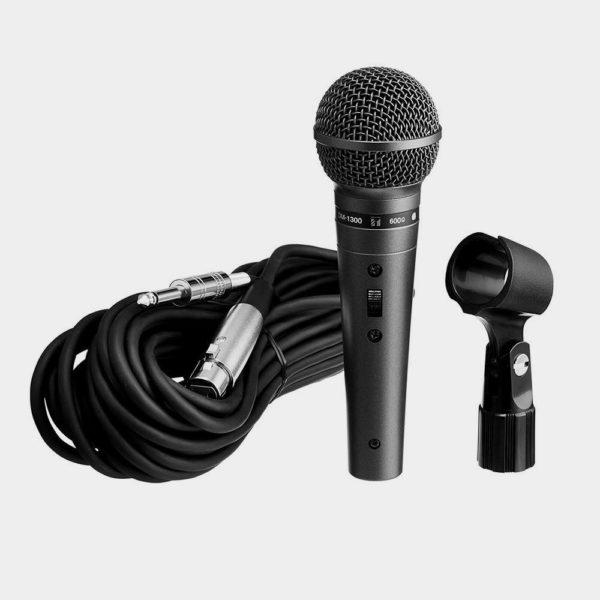Микрофон динамический TOA DM-1300 | toa.com.ua
