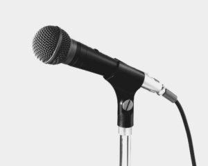 Микрофон динамический TOA DM-1300
