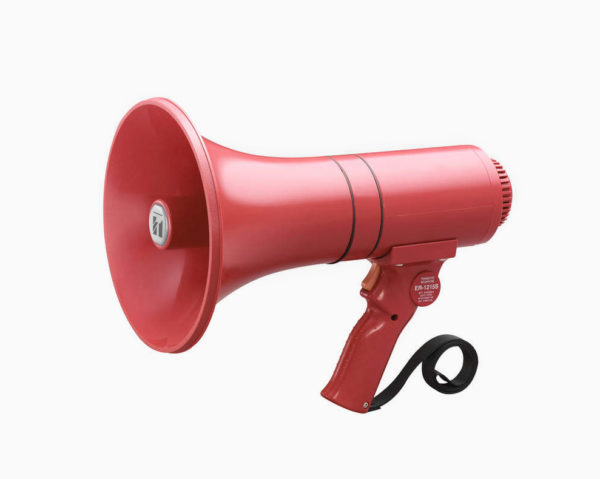 Ручной мегафон TOA ER-1215S | toa.com.ua