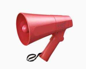 Ручной мегафон TOA ER-520S