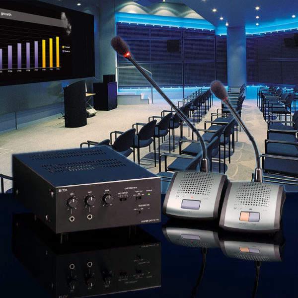 Конференц-система ТОА TS-770 | toa.com.ua