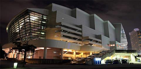 Конференц-центр Pacifico Yokohama