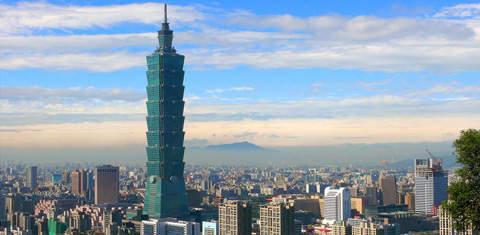 Финансовый центр Тайбэй 101, Тайвань